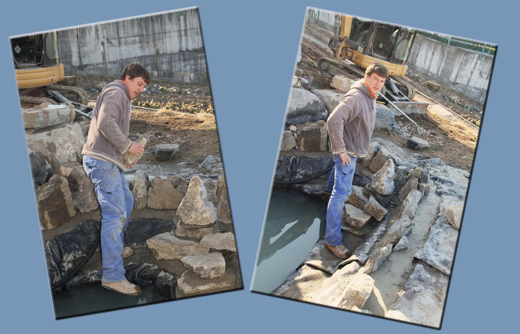 Construction d 39 une maison bio climatique page 4 for Construction bassin aquatique
